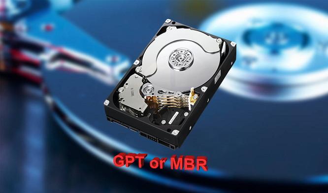 Cách kiểm tra ổ cứng của bạn là GPT hay MBR