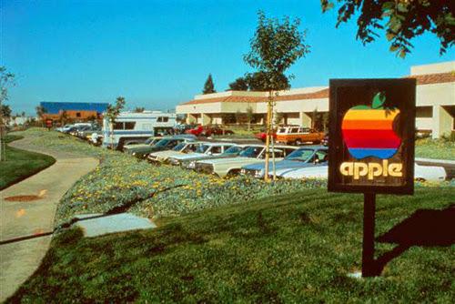 Apple hq 1981