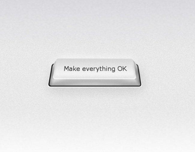Tất cả mọi thứ đều OK